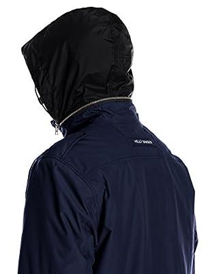 Helly Hansen Universal Moto Insulated Rain Jacket Herren Jacke