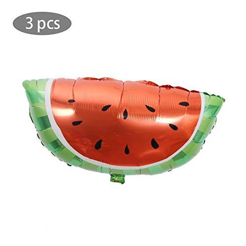 ium Ballon - Kaktus Ananas Wassermelone Fruchtballon für Mexiko Karneval Party Festival Dekoration Sommer Pool Party Decor Home Decor ()