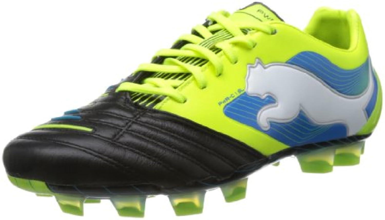 Puma PowerCat 1 Sl Fg Fußballschuh Black Fluo / Y