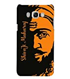 YuBingo Samsung Galaxy J7 (6) 2016 :: Samsung Galaxy J7 2016 Duos :: Samsung Galaxy J7 2016 J710F J710Fn J710M J710H Designer Phone Back Case Cover ( Shivaji Maharaj )
