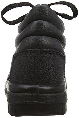 Portwest Mens Steelite Protector S1P Safety Boot Shoes FW10 Black 4 UK, 37 EU - EN safety certified 2