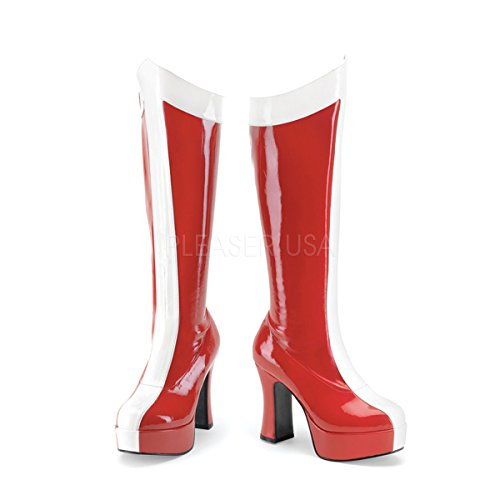 - Rote Und Weiße Superhelden Stiefel