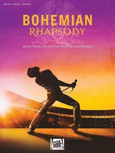Bohemian Rhapsody: Music From The Motion Picture Soundtrack (PVG) por Hal Leonard Publishing Corporation