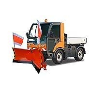 Multicar Vario Schneeschild V 250 cm hydraulisch Schneeschieber Winterdienst