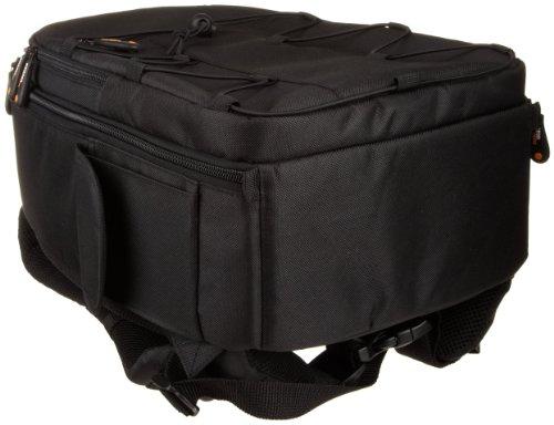 AmazonBasics - Mochila para cámara réflex y accesorios, color negro