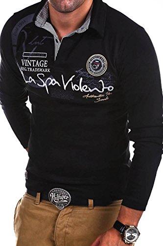 mt-styles-del-mundo-r-0679-polo-manches-longues-noir-s