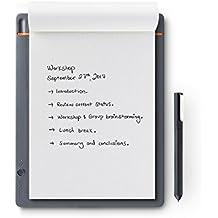 Wacom Bamboo Slate - Cuaderno digital inteligente, color gris