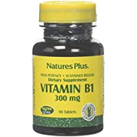 Vitamin B-1 (Thiamin) 300 mg 90 Tabletten S/R NP preisvergleich bei billige-tabletten.eu