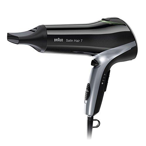 Braun Satin Hair 7 Haartrockner HD 710, mit IonTec und Satin Protect Technologie, 2200 Watt