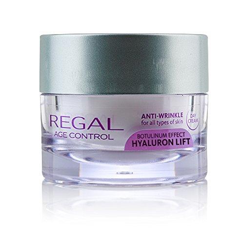Regal Age Control Anti-Falten Tagescreme Botox Effect Hyaluron Lift mit ARGIRELINE