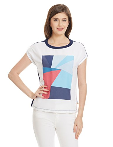 United Colors Of Benetton Women's Body Blouse Top