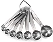 Measuring Spoons: U-Taste 18/8 Stainless Steel Measuring Spoons Set