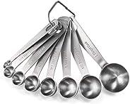 U-Taste Set di 10 misurini e misurini in acciaio inossidabile 18/8