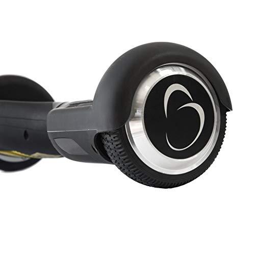 SmartGyroX2 hoverboard 2 x 350W con batería Samsung color negro