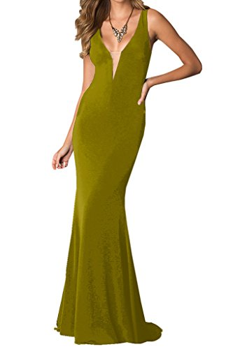 Ivydressing - Robe - Femme - Vert olive