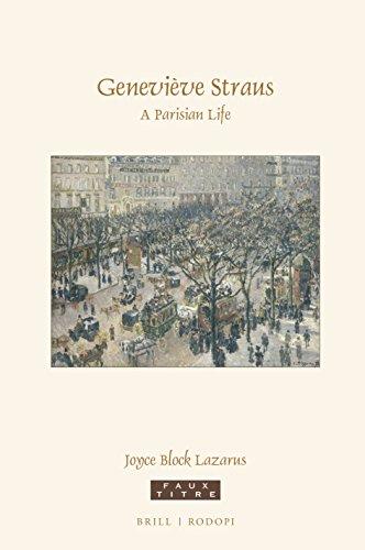 Faux-block (Genevieve Straus: A Parisian Life (Faux Titre, Band 417))