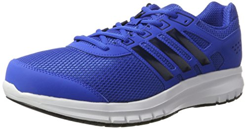 adidas Men's Duramo Lite Running Shoes, Blue (Blue/Collegiate Navy/Footwear White), 12 UK 47 1/3 EU