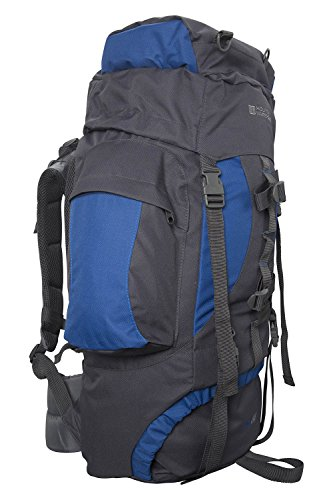 Mountain Warehouse TOR 65 Liter-Rucksack Blau