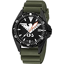 KHS Mens Watch MissionTimer 3 Eagle One KHS.MTE.DO