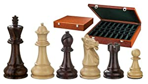 Philos-Spiele - Figura de ajedrez, 2 Jugadores Importado de Alemania