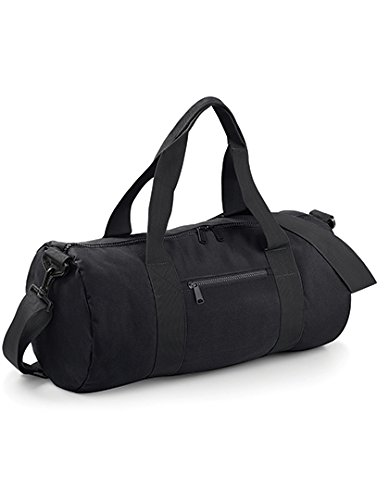 BagBase barrel original bag, noir (Noir) - BG140