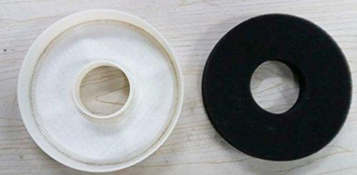 Ricel sud hoover velocity evoc battitappeto cordless filtro pre motore originale 35600655