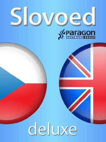 Slovoed Deluxe Czech-English dictionary (Slovoed dictionaries) (English Edition)