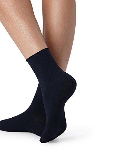 Calzedonia Damen Socke aus Kaschmir ohne Bündchen (Damen-kaschmir-socken)