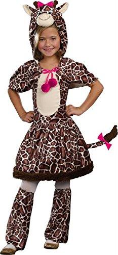 Giraffe Costume, Medium, 3-Piece by Sugar (Großhandel Kostüme Zubehör)