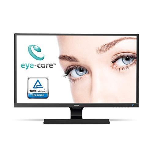 BenQ EW3270ZL 81,28 cm (32 Zoll) Monitor (2560 x 1440 Pixel, LED, WQHD, Slim Bezel, AMVA+ Panel) schwarz