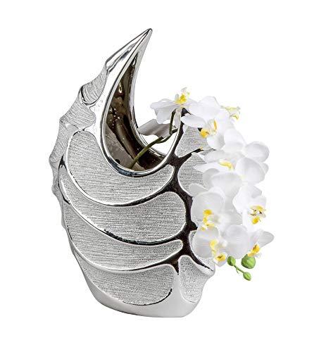 Moderno jarrón flores florero mesa Jarrón cerámica
