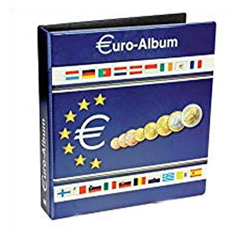 nzen Sammelalbum EU Länder (leer)- Münzsammelalbum für Ihre Coin Collection - für alle Eurosätze ()