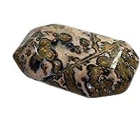 budawi® - Leopardenjaspis Taschenstein 35 x 25 mm, Edelstein Leopardenjaspis, Massage Stein, Handschmeichler,... preisvergleich bei billige-tabletten.eu