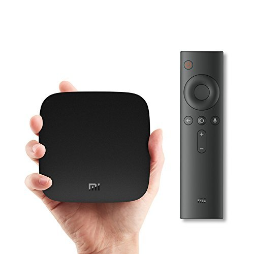 Xiaomi MI 3S Internacional Version 6.0 4 K Android TV Box 2GB RAM 8GB ROM TV Box Wifi Quad Core Dual Band Bluetooth 4.1 HDMI DTS Dolby Surround Sonido Full HD REPRODUCTOR MULTIMEDIA Streaming