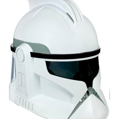 Hasbro 87628265 - Star Wars, The Clone Trooper Helm (Star Wars Clone Trooper Kostüm Kinder)