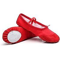 Kinder Tanzschuhe Weichen Ballettschuhe im Sommer und Herbst Erwachsene Üben Yoga Schuhe Tanzen Schuhe Katze Kralle Schuh,Nackt,39