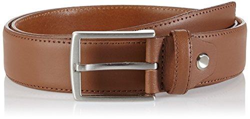 MLT Belts & Accessoires Herren Gürtel Tokio, Braun (cognac 6700), 105 cm