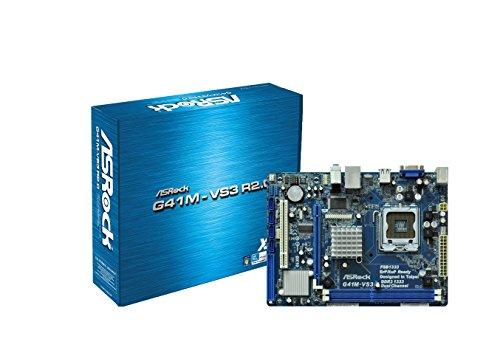 Asrock 90-MXGI40-A0UAYZ - Placa Base G41m-Vs3 R2.0