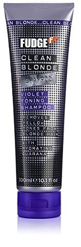Fudge Shampoo, Clean Blonde Violet 300