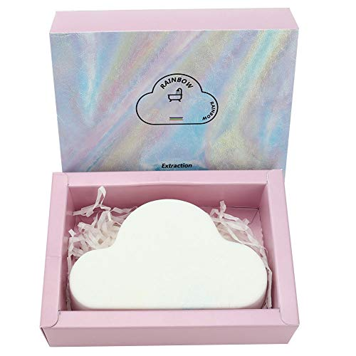 Bunter Regenbogen-Ausgangshotel-Badezimmer-Aromatherapie-Körper-Reiniger-Ernährungsbad-Ball