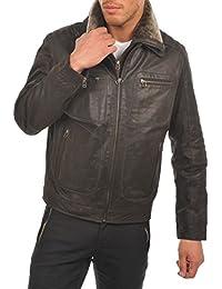 Arturo-Cazadora para hombre Arturo 825, color marrón