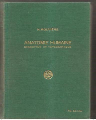 Anatomie humaine descriptive et topographique tII tronc