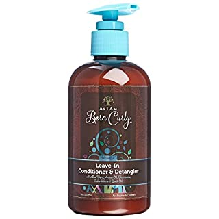 As I Am Born Curly Leave-In Conditioner And Detangler by I Am