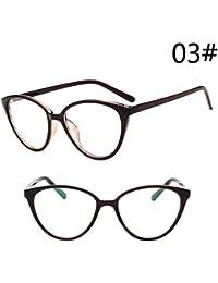 c8d77e1096f433 Mode rétro style coréen vintage lentille claire protection informatique  grand cadre miroir plat plaine de lunettes