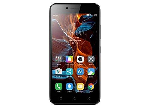 Lenovo PA2R0144PL/A6020a46 K5 Plus LTE Dual SIM Smartphone 12,7 cm (5 Zoll) Android 5.1 Lollipop, Kamera 13MP, 2GB RAM grau