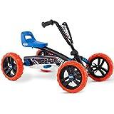 BERG Pedal-Gokart, Für Kinder von 2 bis 5 Jahren, Bis 30 kg, Buzzy Nitro, Offroad-Design