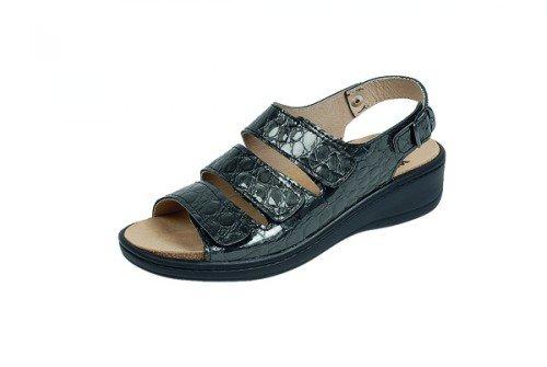 Almar - Chaussures De Sécurité En Cuir Pour Les Hommes, Couleur Noir, Taille 35