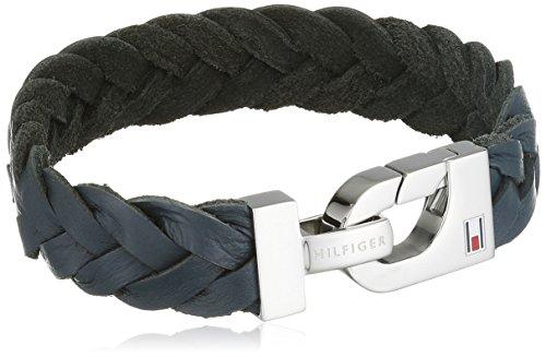 Tommy Hilfiger Herren-Armband Edelstahl 20.5 cm-2700873