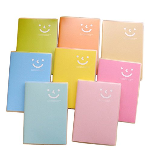 Oyfel mini notebook cute Poket Dimensioni studenti Daily Notepad viaggio diario Portable Paper note Book Stationary Gift ufficio scuola 8PCS
