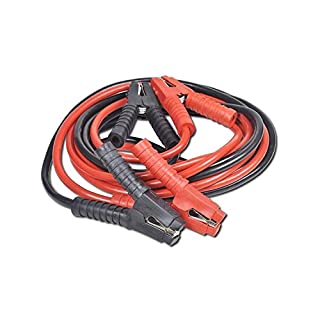 ASC 6 METRE 2000amp 6m HEAVY DUTY BATTERY JUMP LEADS BOOSTER CABLES Inc Case